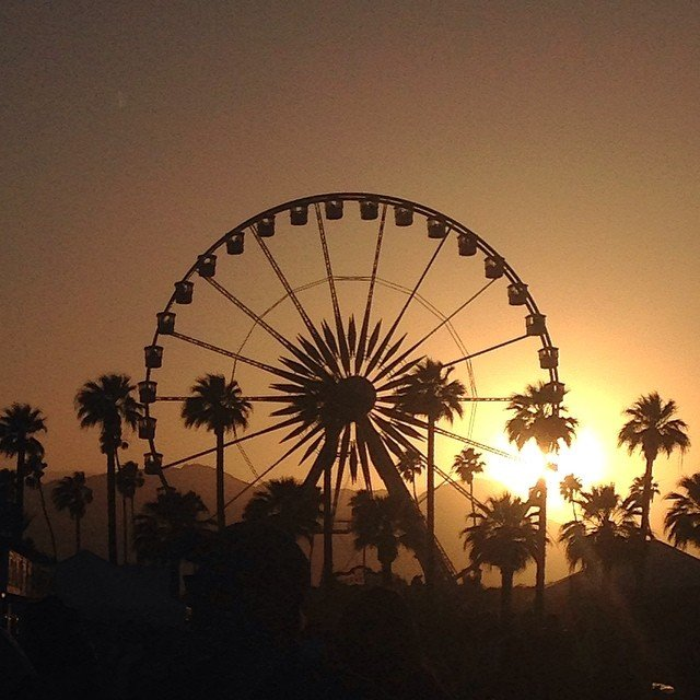 Coachella In October