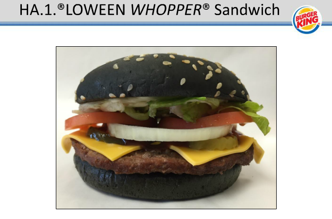 Burger King's Black-Bunned Whopper Might Turn Your Poop Green - 91X FM