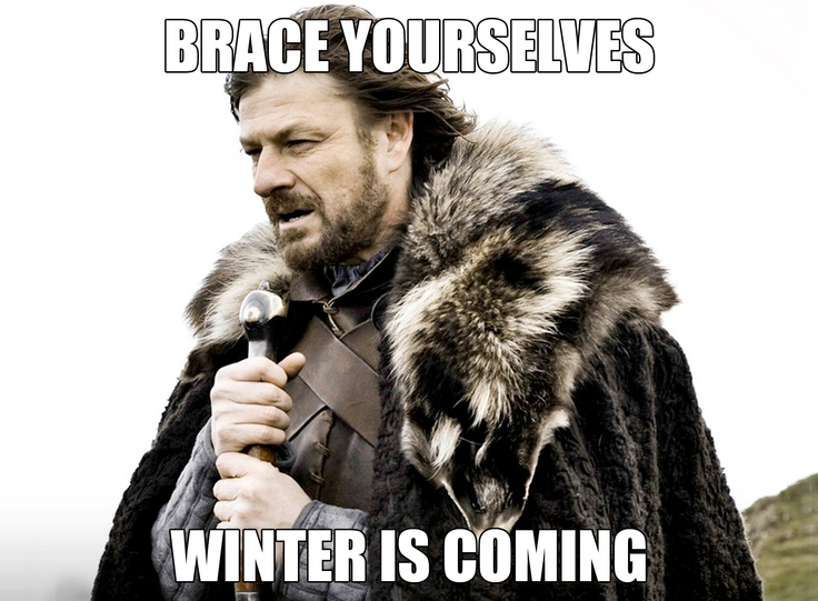 Winter Is Coming! - 91X FM