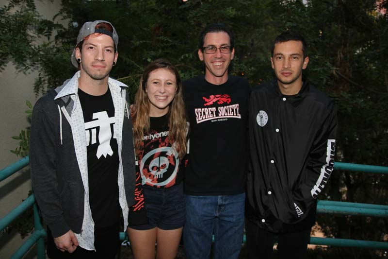 Twenty one pilots meet greet 91x fm twenty one pilots meet greet m4hsunfo Image collections