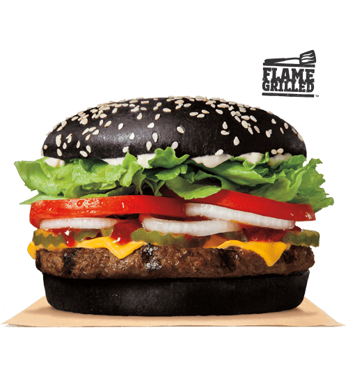 Burger King S Black Bunned Whopper Might Turn Your Poop