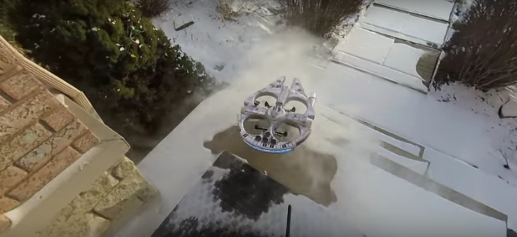 Star wars snow blower