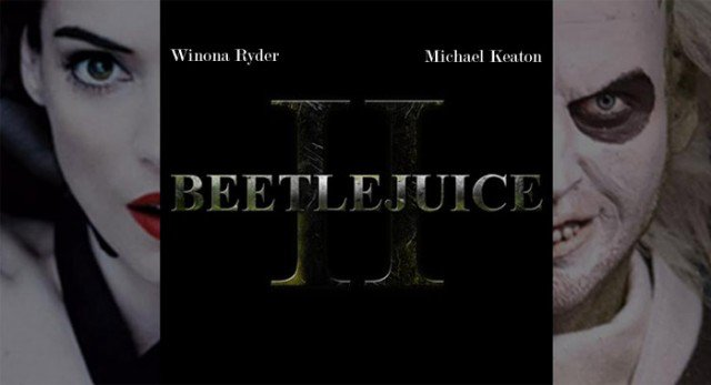 Quot Beetlejuice 2 Quot Is On With Original Cast 91x