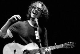Chris Cornell's Last Performance