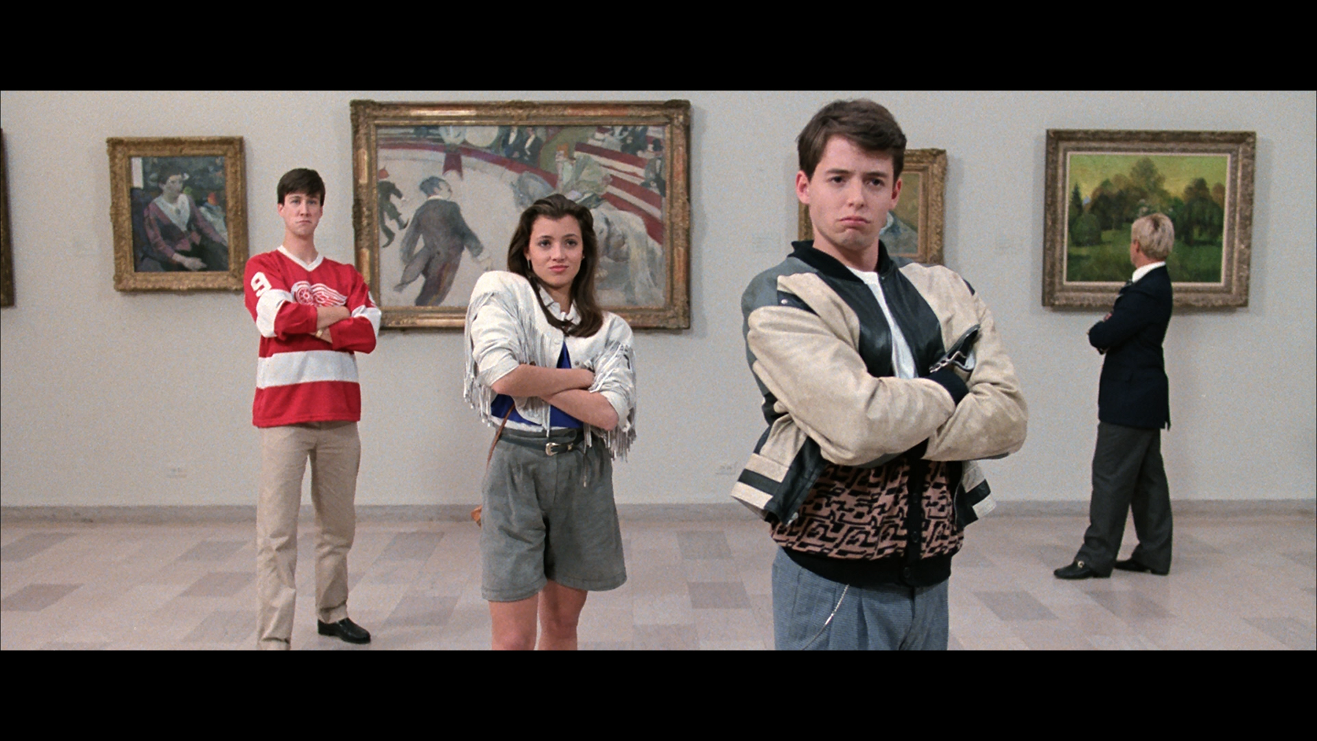 ferris buellers day off Watch ferris bueller's day off starring matthew broderick in this comedy on directv it's available to watch on tv, online, tablets, phone.