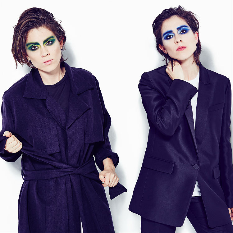 New Tegan and Sara