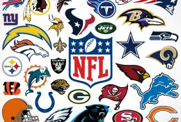 San Diego Bars NFL Teams