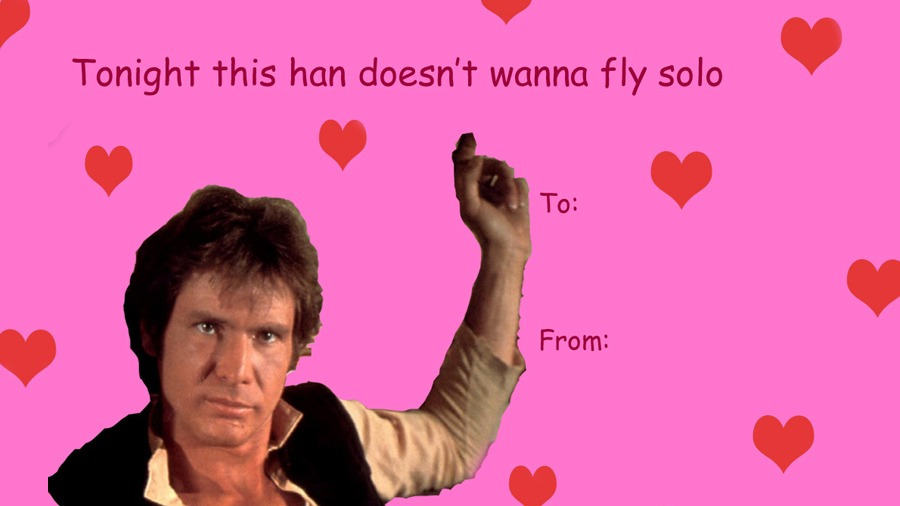 warming up for tonight meme valentines day - The ly VD Round Up You Need