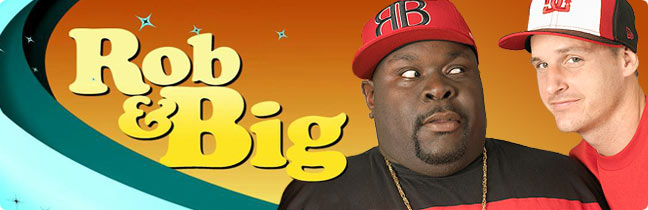 Rob And Big Banner 91x Fm