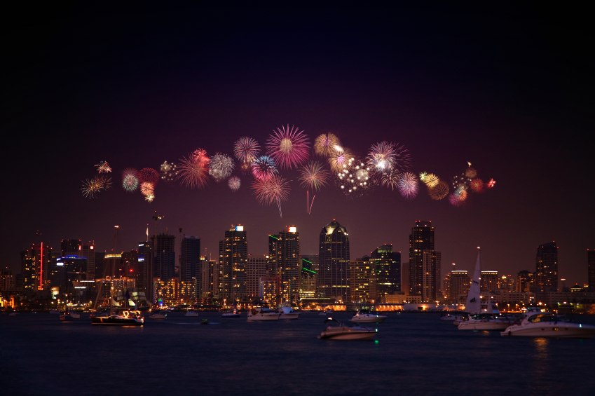 List Of 4th Of July Fireworks And Parade Locations   91X FM