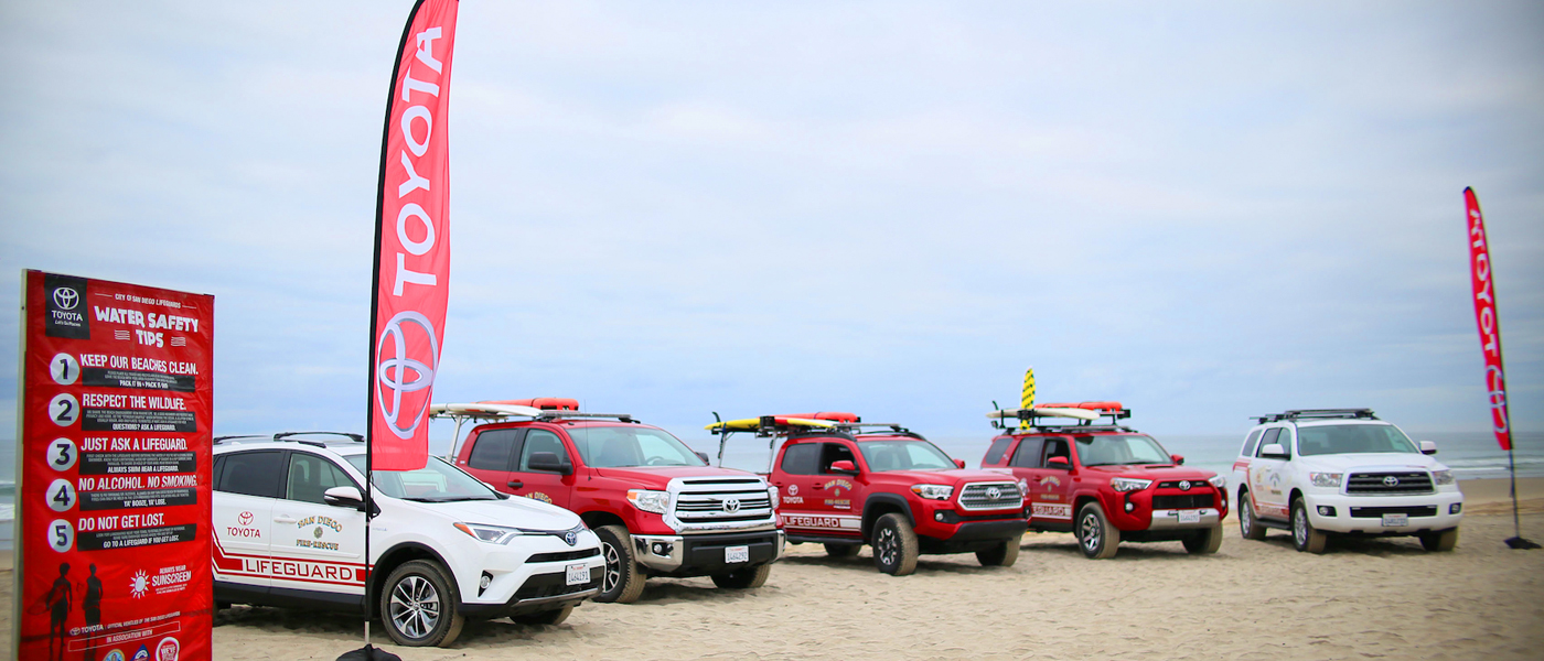 San Diego Toyota Dealers >> Win With 91x And Your San Diego County Toyota Dealers In Ocean Beach