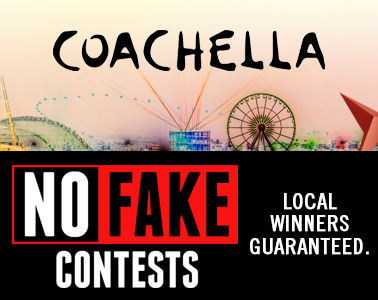 Win 91X Wristbands To Coachella