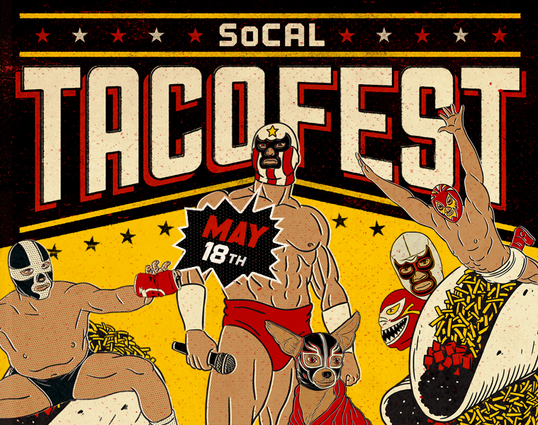 SoCal TACO FEST 2019 Get Your Tickets Now