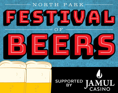 April 6 12th Annual North Park Festival Of Beers