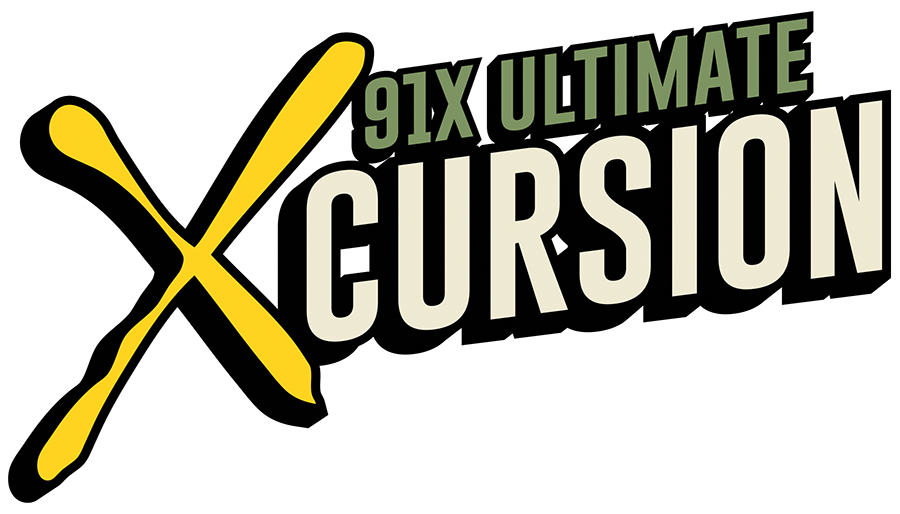 91X Ultimate X-Cursion - Win a Bucket List Trip, and a Bucket of