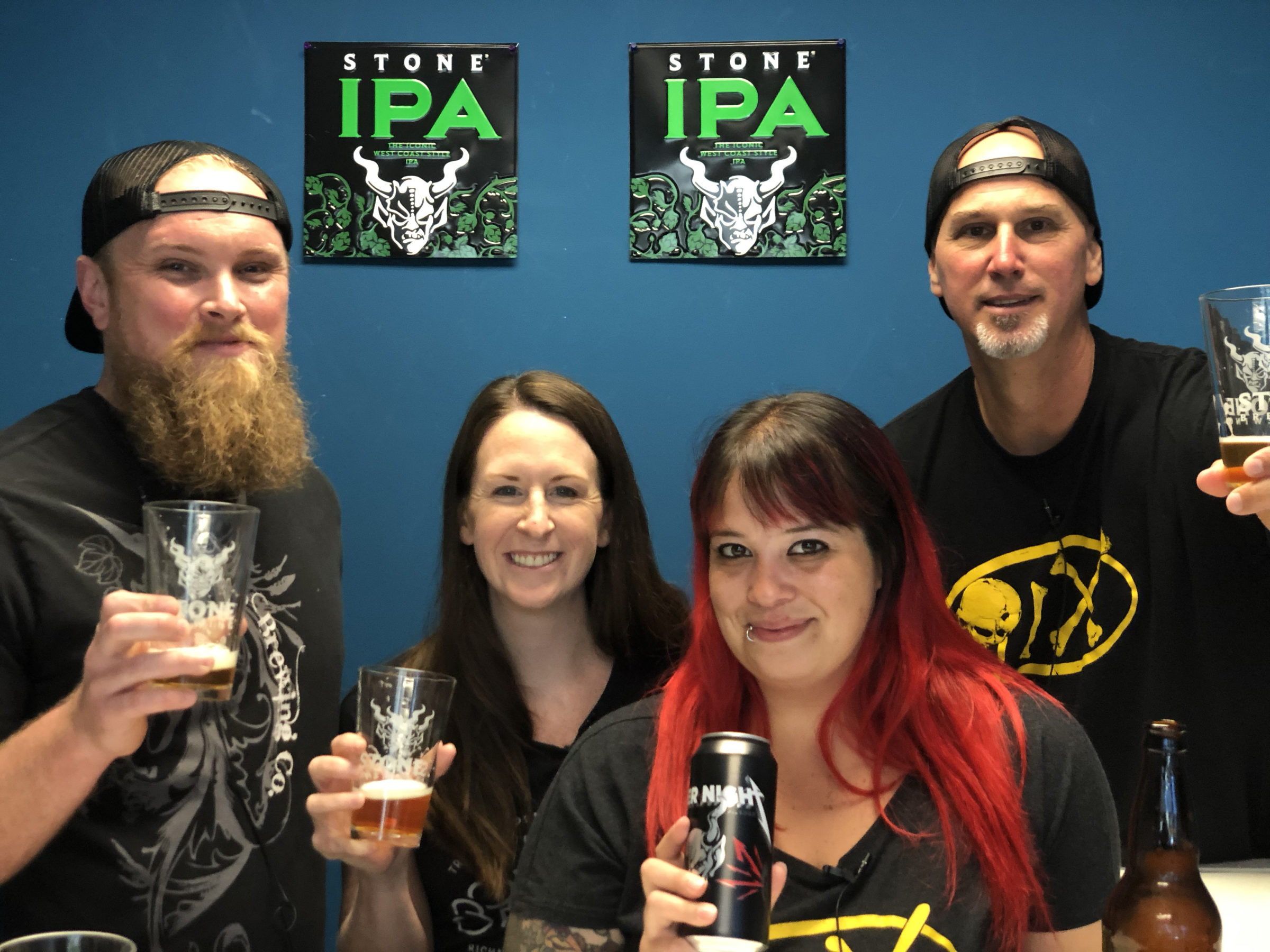 Beer for Breakfast: Stone Brewing Co  - 91X FM