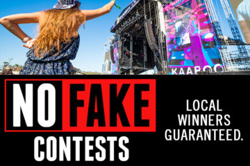 Text Offers & Contests - 91X FM
